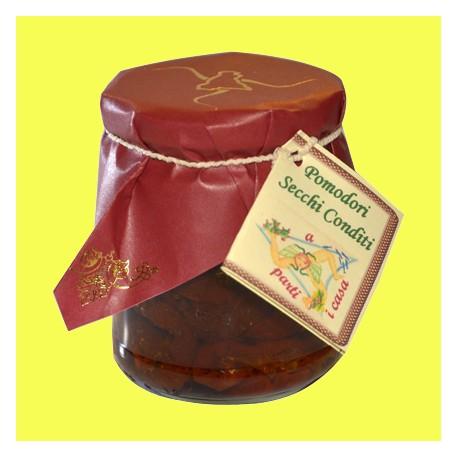 Pomodori Secchi Conditi (180gr)