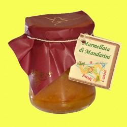 Marmellata di Mandarini (250 gr)