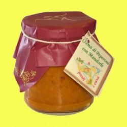 Crema di Peperoni con Mandorle