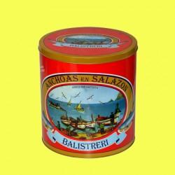 Acciughe Salate Spagnole (10kg) - Barra I