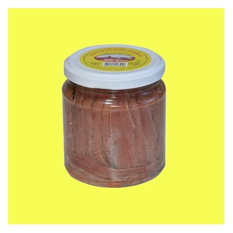 Filetti di Acciughe Spagnole (320gr) in Olio di Semi