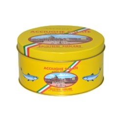 Acciughe Salate Siciliane (1kg)